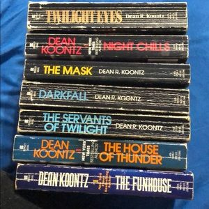 Dean Koontz Bundle🤑